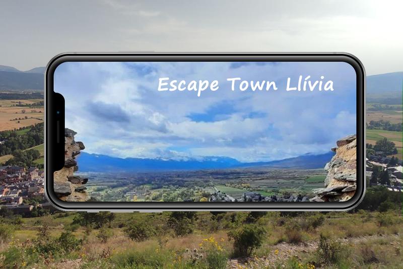 Escape town Llívia