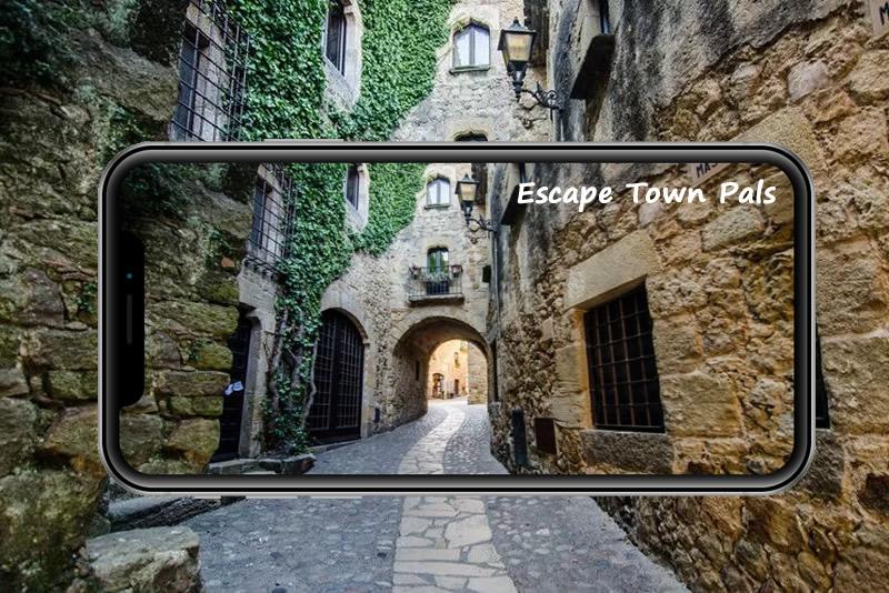 Escape town Pals