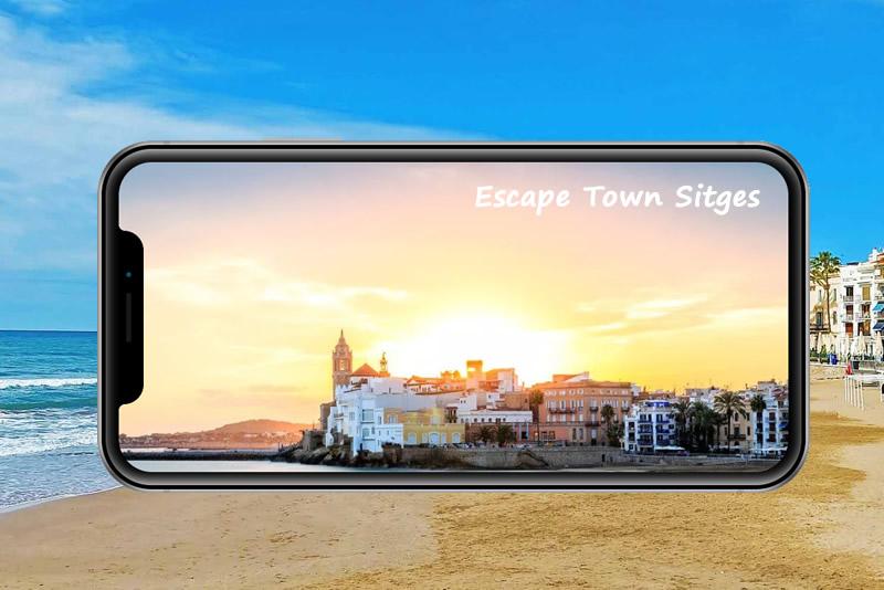 Escape town Sitges