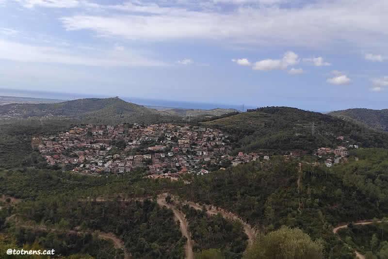 Montpedrós i l'ermita de Sant Antoni