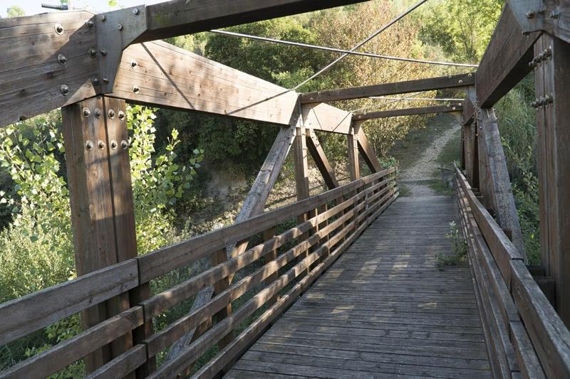 Riera de Marganell pont de Cal Janetde