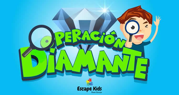 operacion diamante escape room