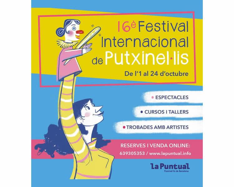 Festival Internacional de Putxinel·lis La Puntual