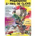 Fira Playmobil Palau d'Anglesola 2021