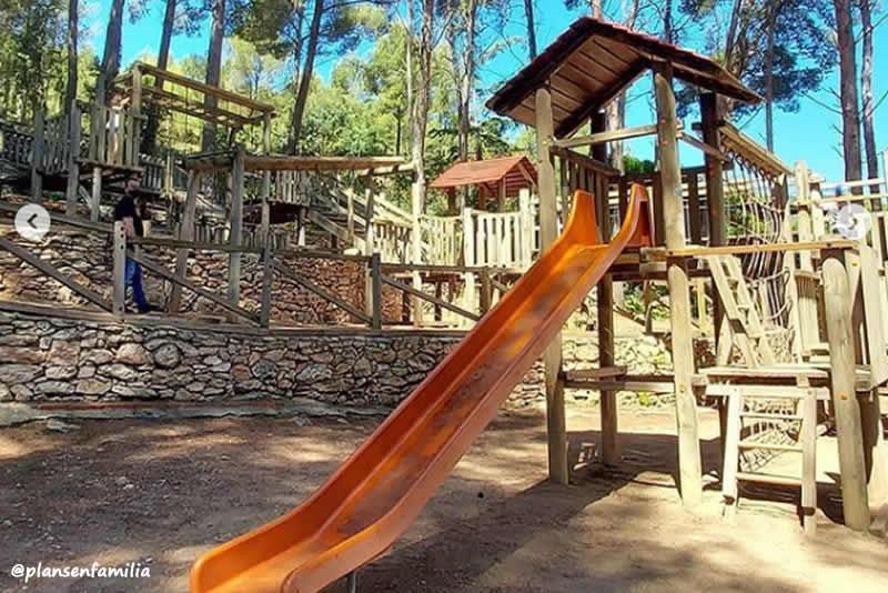 Parc de la Granota de Castelldefels