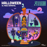 Halloween Pole Espanyol de Barcelona 2021